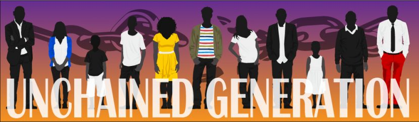 Unchained Generation to New Faith Youth by Greg Powell