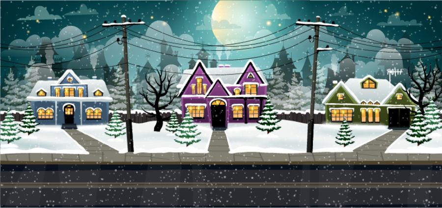 A Strange Christmas Walk, new poem by Greg Powell