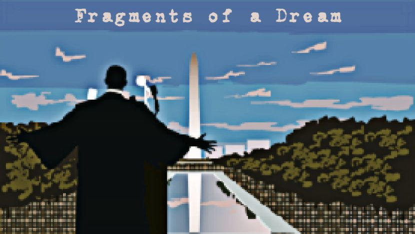 Banner for Poem by Greg Powell - Fragments of a Dream